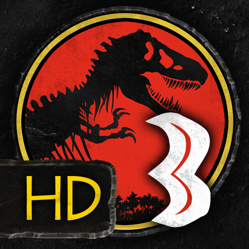 Jurassic Park: The Game 3 HD iOS