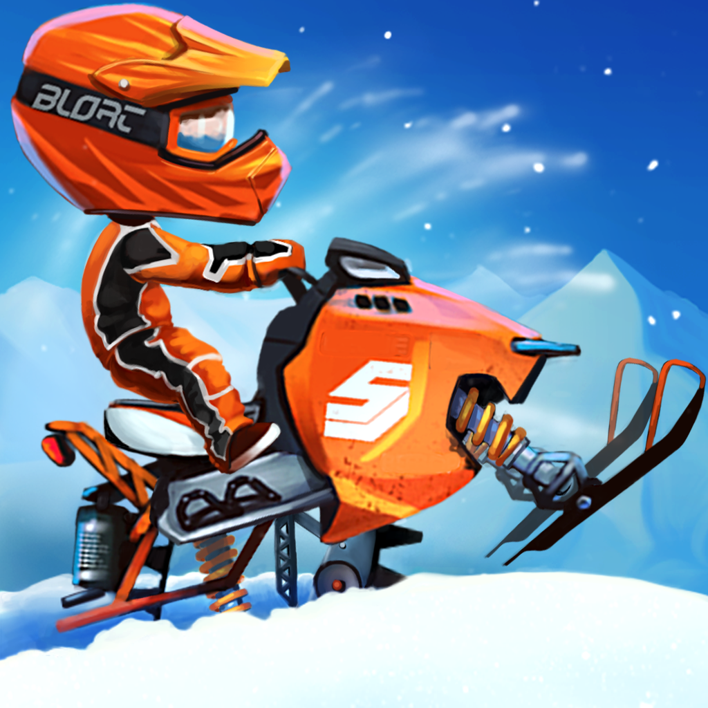 Sled Mayhem iOS