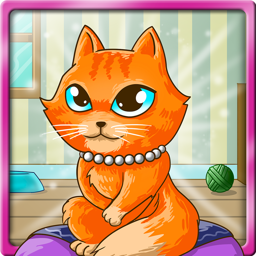 Cat Cuteness Test – Kids Animal Salon Office (Making A Little Pet)