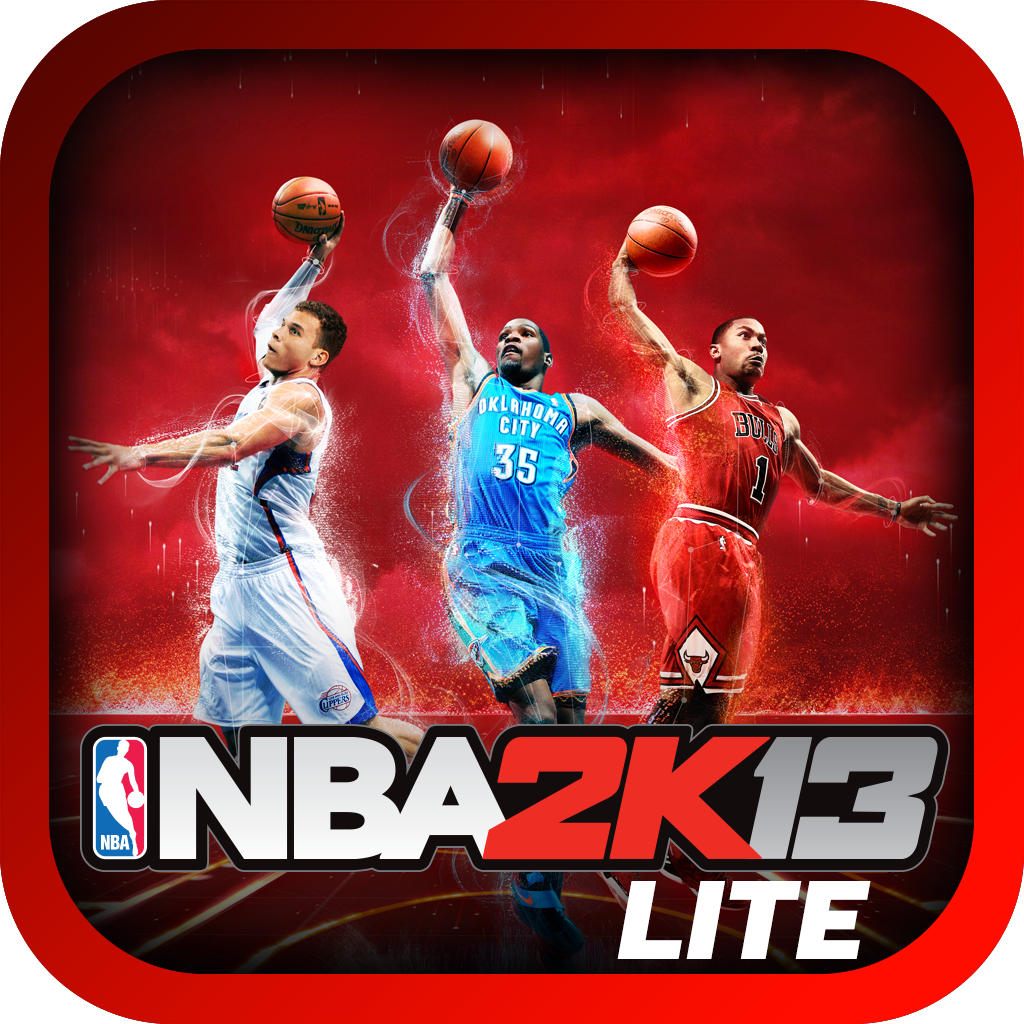 NBA 2K13 Lite for iPad and iPhone - download